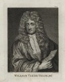 William van de Velde the Younger, by Thomas Chambers (Chambars), after  Sir Godfrey Kneller, Bt - NPG D30426
