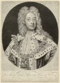 King George II, by and published by John Smith, after  Sir Godfrey Kneller, Bt - NPG D32866