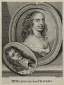 Mary Beale and Charles Beale the Younger, by Thomas Chambers (Chambars), after  Mary Beale - NPG D30431