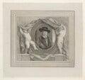 William Baillie, by William Baillie, after  Nathaniel Hone - NPG D30445