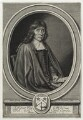 Thomas Mace, by William Faithorne, after  Henry Cook (Cooke) - NPG D30454