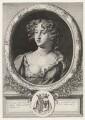 Jane (née Bickerton), Duchess of Norfolk, by Richard Collin, after  Sir Peter Lely - NPG D30483