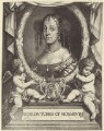 Anna Scott, Duchess of Monmouth and Duchess of Buccleuch, published by Peter Stent - NPG D30493