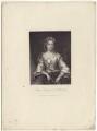 Anna Scott, Duchess of Monmouth and Duchess of Buccleuch, by William Henry Egleton, after  Sir Godfrey Kneller, Bt - NPG D30495