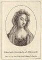 Elizabeth Monck (née Cavendish), Duchess of Albemarle, after Unknown artist - NPG D30497