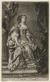 Barbara Palmer (née Villiers), Duchess of Cleveland, by Robert Williams, sold by  Bispham Dickinson, published by  John Smith, after  Sir Peter Lely - NPG D30501