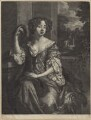 Louise de Kéroualle, Duchess of Portsmouth, by Paul van Somer, after  Sir Peter Lely - NPG D30505