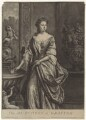 Isabella Fitzroy (née Bennet), Duchess of Grafton, by Bernard Lens (II), published by  Thomas Bowles Jr, after  Sir Godfrey Kneller, Bt - NPG D30512