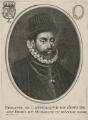 Philip II, King of Spain, published by Balthasar Moncornet, after  Alonso Sanchez Coello - NPG D32880