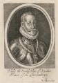 Philip II, King of Spain, by Robert Vaughan - NPG D32881
