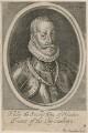 Philip II, King of Spain, by Robert Vaughan, after  Unknown artist - NPG D32882