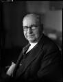 Sir Walter James Womersley, 1st Bt, by Bassano Ltd - NPG x154213