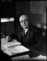 Sir Walter James Womersley, 1st Bt, by Bassano Ltd - NPG x154215