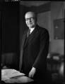 Sir Walter James Womersley, 1st Bt, by Bassano Ltd - NPG x154216