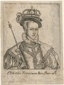 King Edward VI, published by Adam Islip, and published by  William Stansby, after  Unknown artist - NPG D32888