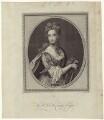 Elizabeth, Countess of Essex, by John Goldar, after  Sir Godfrey Kneller, Bt - NPG D30531