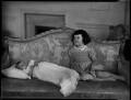 (Pamela) Jane Marguerite (née Berry), Lady Mobbs; Hon. Mary Anne van Raalte (née Berry), by Bassano Ltd - NPG x153105