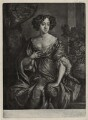 Anne Montague, after Sir Peter Lely, published by  Richard Tompson - NPG D30542