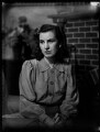 Anne Daphne Mametz (née Minshull-Ford), Lady Wynford, by Bassano Ltd - NPG x154279