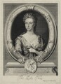 Rebecca King (née Crisp), Lady King, by Robert White, after  Sir Peter Lely - NPG D30573
