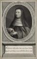 Lady Trevor Warner (née Hanmer), by Pieter Louis van Schuppen, after  Nicolas de Largillière - NPG D30576