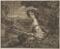 Jenny Myddelton, attributed to Henri Gascar - NPG D30589