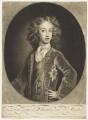 William, Duke of Gloucester, by John Smith, after  Sir Godfrey Kneller, Bt - NPG D9213