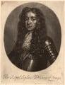 King William III, by Isaac Beckett - NPG D9217