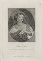 Eleanor ('Nell') Gwyn, by Schenecker, published by  John White, published by  John Scott, after  Sir Peter Lely - NPG D30622
