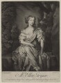 Eleanor ('Nell') Gwyn, by Peter van Bleeck, after  Sir Peter Lely - NPG D30627