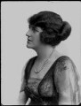 Hon. (Letitia Anne) Margaret Townsend (née Barnewall), by Bassano Ltd - NPG x154367