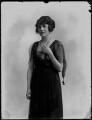 Hon. (Letitia Anne) Margaret Townsend (née Barnewall), by Bassano Ltd - NPG x154368