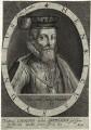 Sir Henry Sidney, by Magdalena de Passe, by  Willem de Passe - NPG D32917