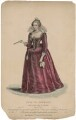 Anne of Denmark, by Edward Hargrave, after  Cornelius Johnson - NPG D32918