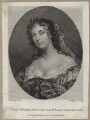 Elizabeth Hamilton, Countess de Gramont, after Sir Peter Lely - NPG D30648