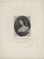 Elizabeth Hamilton, Countess de Gramont, after Sir Peter Lely - NPG D30650