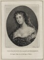 Elizabeth Hamilton, Countess de Gramont, after Sir Peter Lely - NPG D30652