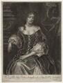 Mary Feilding (née Swift), by Isaac Beckett, after  Sir Peter Lely - NPG D30654