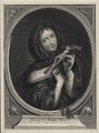 Madame Helyot, by Gérard Edelinck - NPG D30658