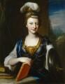 Elizabeth Carter ('Elizabeth Carter as Minerva'), by John Fayram - NPG L242