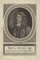 Titus Oates, after Unknown artist - NPG D30670