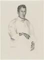 Ivor Gordon Back, after (Percy) Wyndham Lewis - NPG D32932