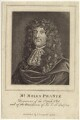 Miles Prance, after Unknown artist, published by  James Caulfield - NPG D30675