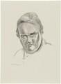 G.K. Chesterton, after (Percy) Wyndham Lewis - NPG D32935