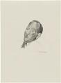 Noël Coward, after (Percy) Wyndham Lewis - NPG D32938