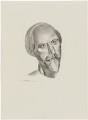 Augustus John, after (Percy) Wyndham Lewis - NPG D32946