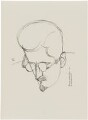 James Joyce, after (Percy) Wyndham Lewis - NPG D32948