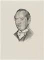 Ivor Stewart-Liberty, after (Percy) Wyndham Lewis - NPG D32950