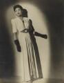 Elisabeth Welch, by Gee & Watson Ltd - NPG x131700