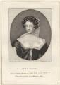 Mary Davis, by William Nelson Gardiner, after  Silvester Harding, after  Sir Godfrey Kneller, Bt - NPG D30705